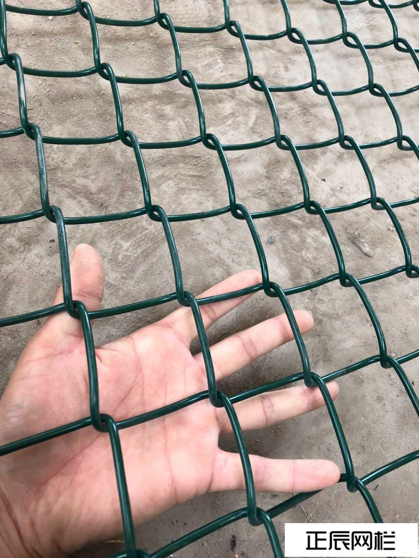 镀锌勾花网护栏与包塑勾花网护栏哪个好?