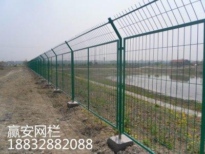 高速两边的公路护栏网可以用到养殖场吗