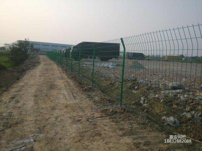适合园林、生态庄园的护栏网产品