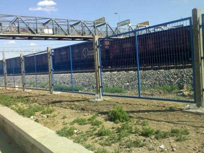 安徽铁路护栏网工程案例项