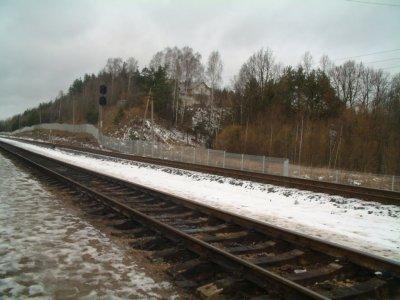 陕西铁路护栏网工程案例