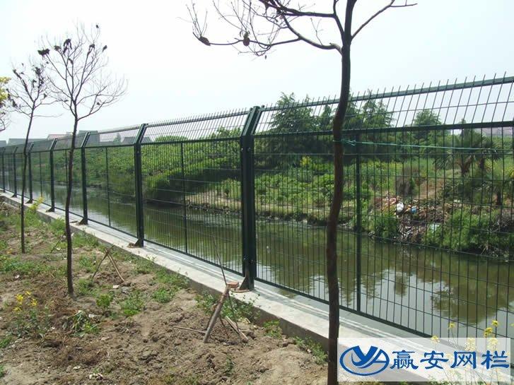 公园框架护栏网