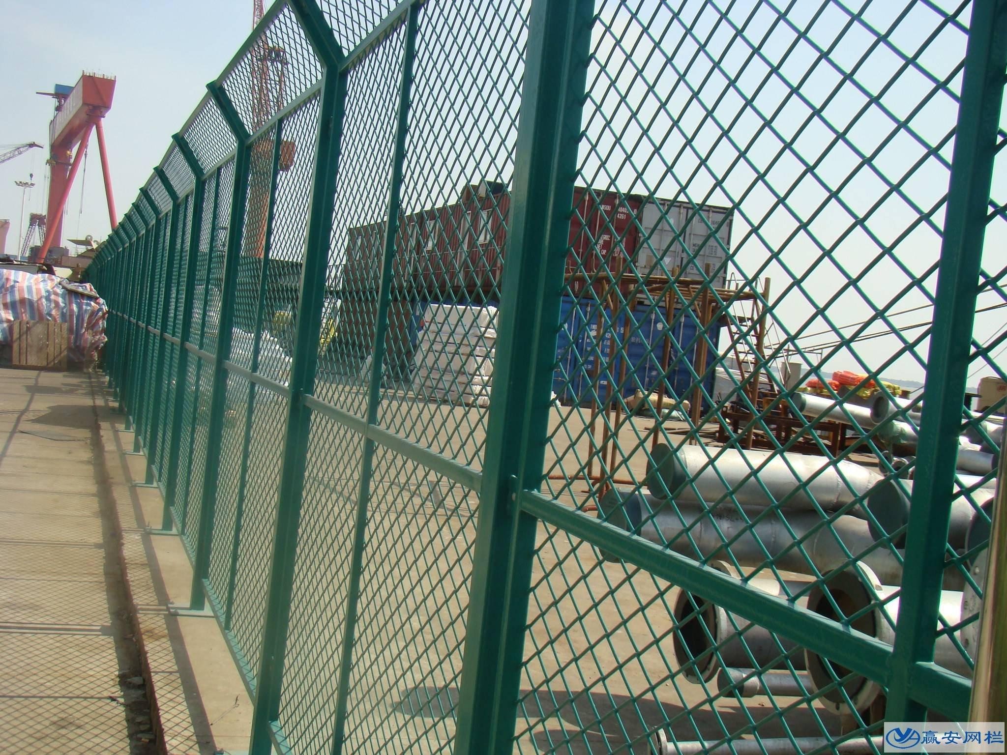 港口护栏网