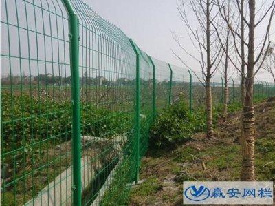 园林公园安装双边护栏网高度