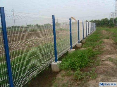山西运城农场护栏网工程案