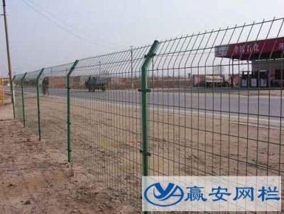 公路护栏网的结构形式