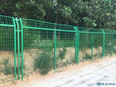 公园园林框架护栏网