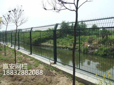 堤坝河道护栏网
