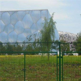 水立方鸟巢隔离框架护栏网