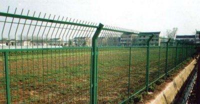 北京通州别墅区隔离网采用