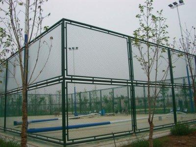 四川达州体育场护栏网工程