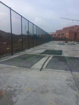 宽城体育场护栏网工程项目案例
