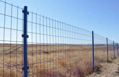 通化圈地围栏网工程案例