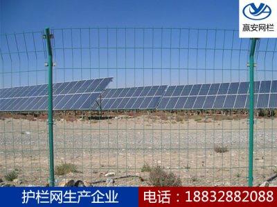 光伏电站围栏网的主要功能和作用
