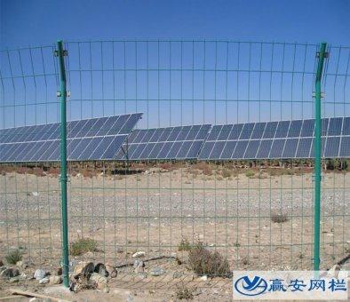 太阳能光伏电站围栏网多少钱一米?