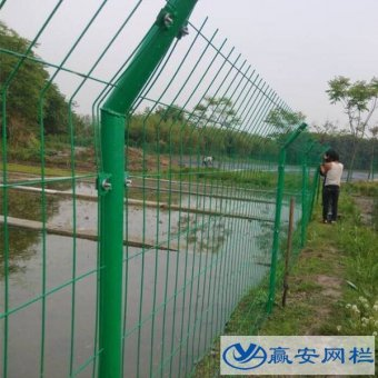 天津西青区养殖鱼塘护栏网