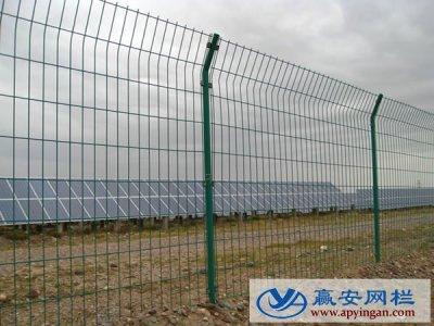 光伏电站围栏网价格、多少钱一米