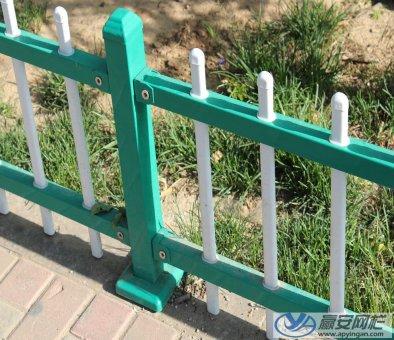 市政锌钢草坪护栏的常用规格尺寸