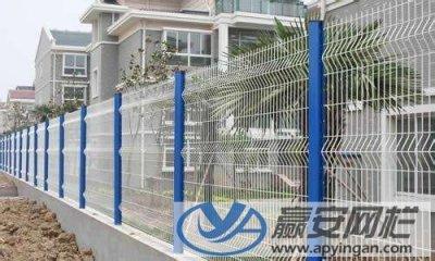 江苏常州小区护栏网安装案