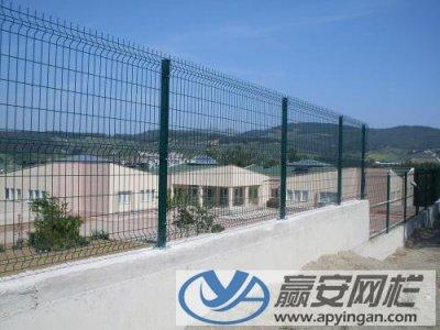陝西別墅小區護欄網安裝效