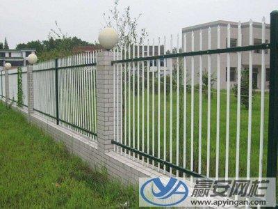 锌钢围墙护栏的常用尺寸规格
