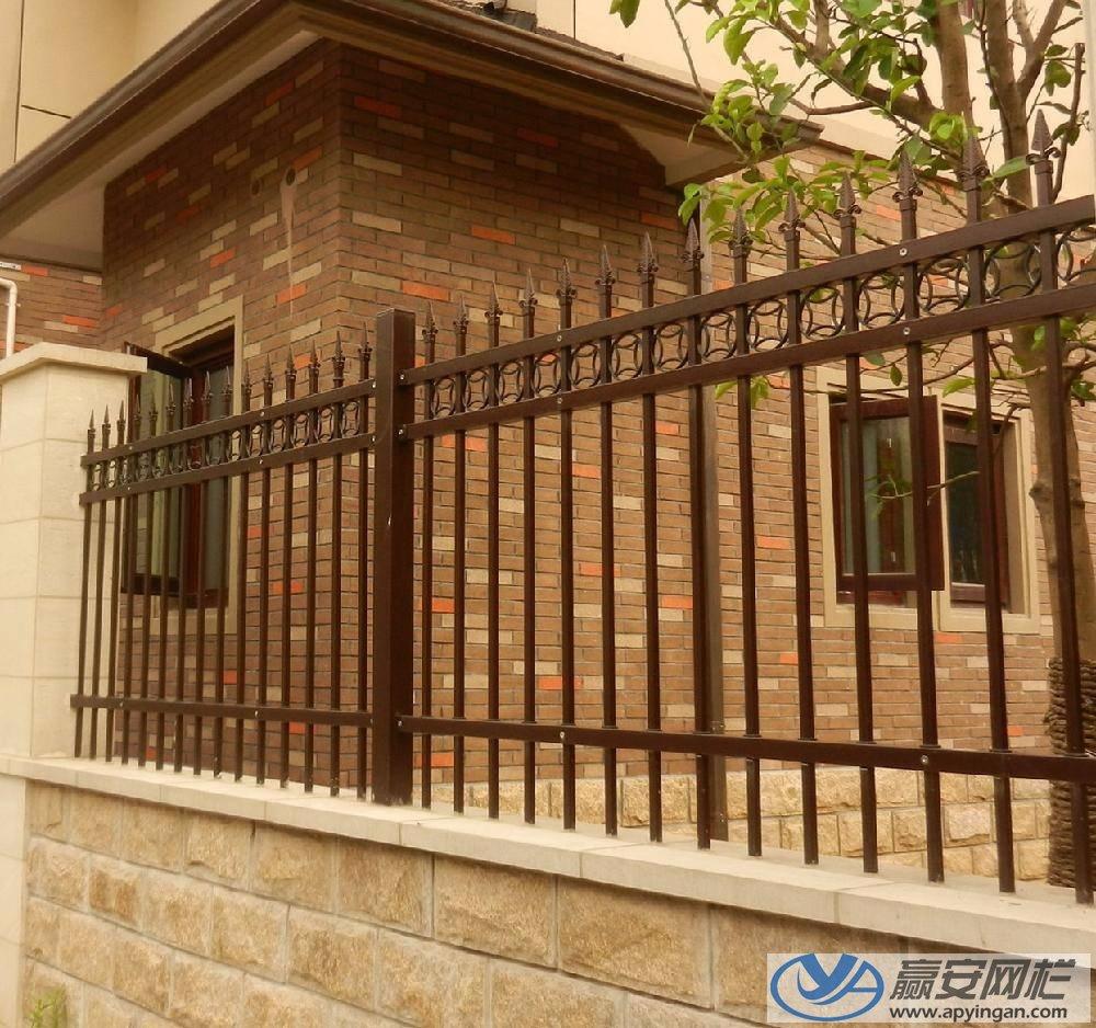 三横杆锌钢护栏