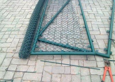 篮球场围栏尺寸规格介绍