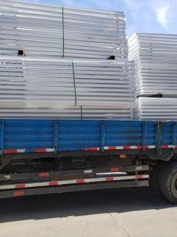 安徽市政道路护栏发货