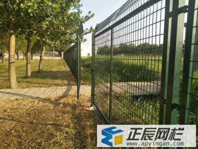 永州景区护栏网安装完毕