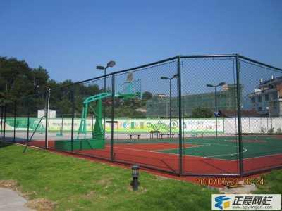球场施工防护围栏网的原因