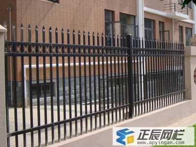 天津南开区小区锌钢护栏安