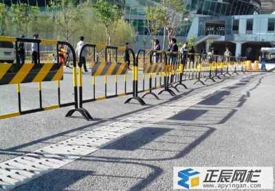 临时铁马护栏为什么叫铁马