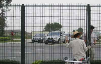 海南文昌施工公路隔离护栏