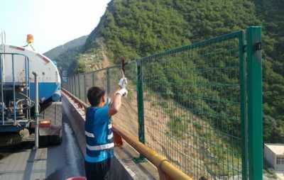 陕西榆林施工桥梁防抛网项