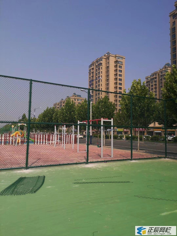 篮球场围网2