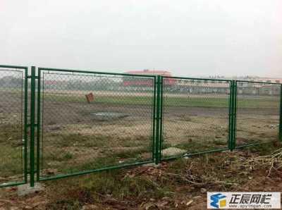 足球场围栏网多少钱一平米?