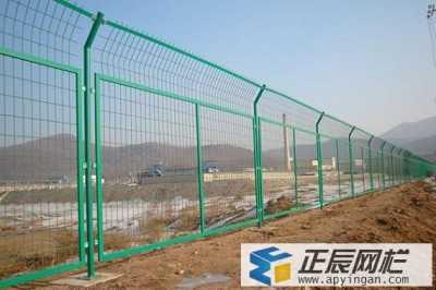 高速路边的护栏网是多高的