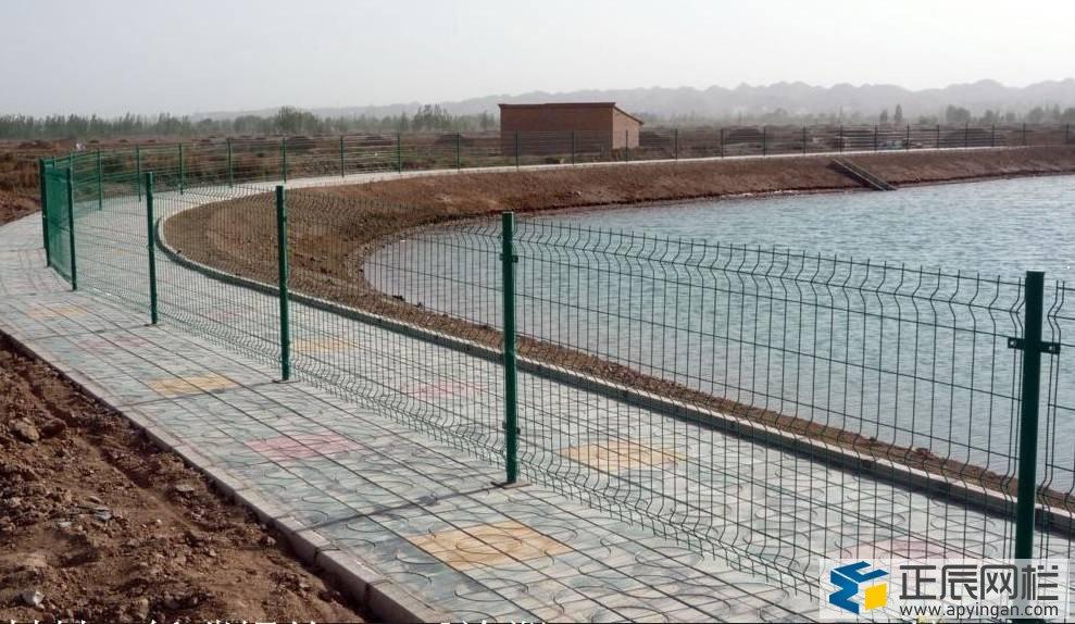 水库专用双边丝护栏网