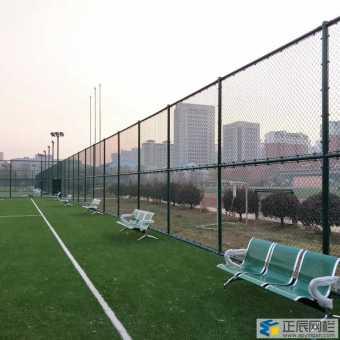蓝球球场围网要点规格