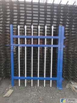 现货锌钢护栏高度是多少