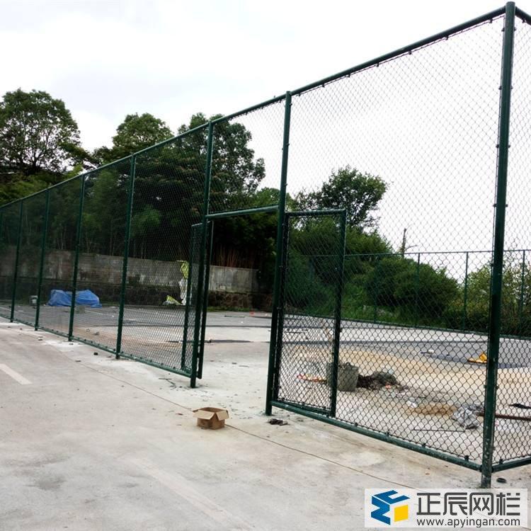 篮球场围网门