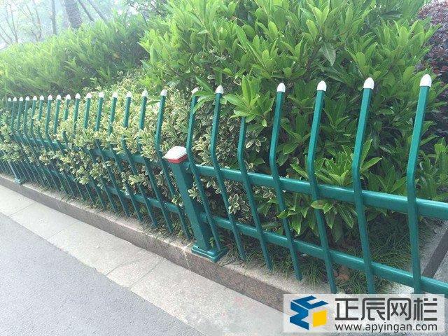 天津锌钢草坪护栏