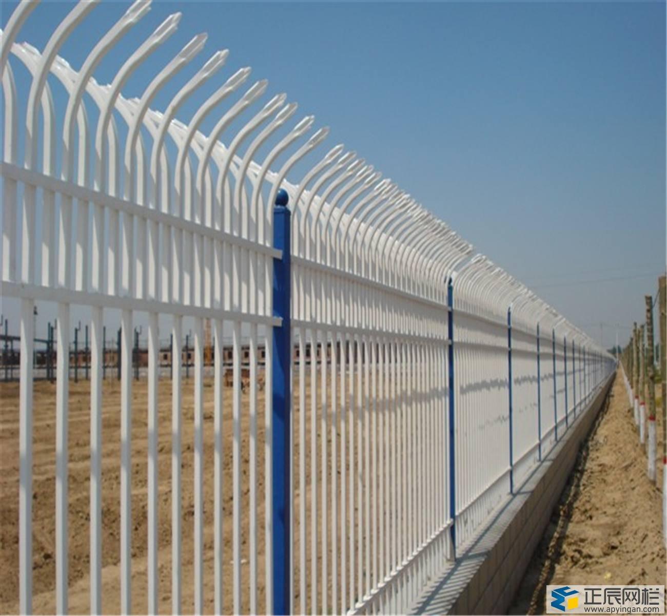 锌钢护栏的种类