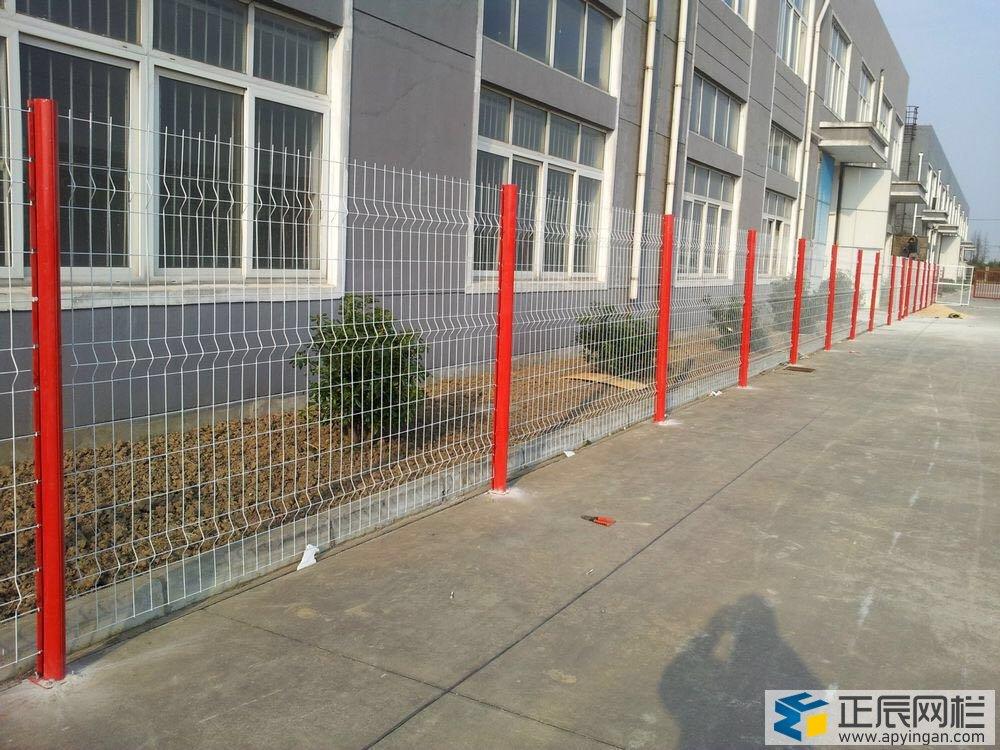 小区隔离网围栏