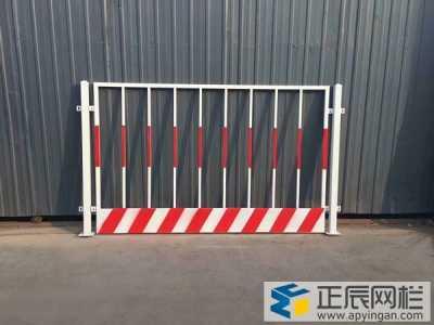 建筑工地基坑护栏高度是多少?