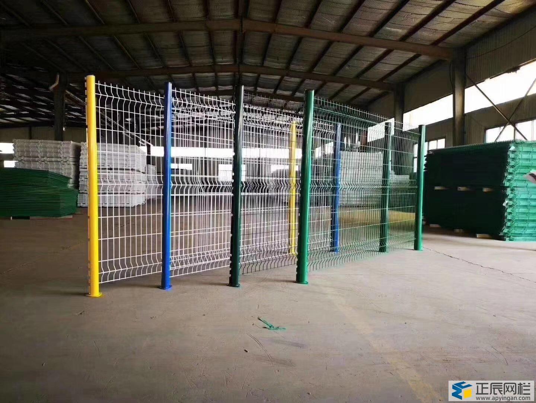 桃型柱护栏网生产厂家