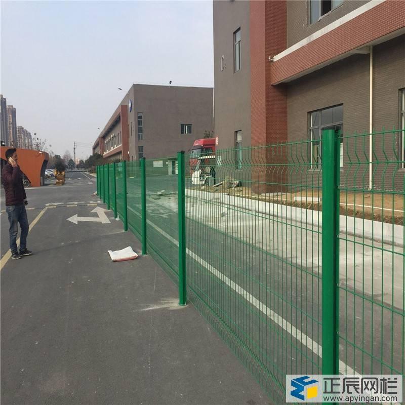 护栏网围栏网的安装施工