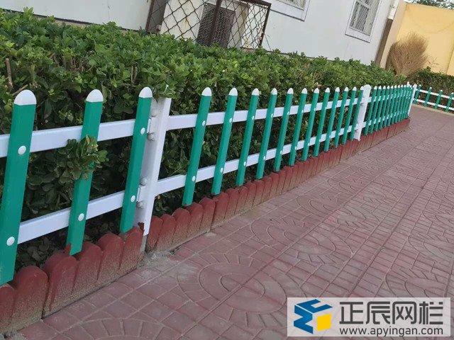 小区花园护栏网图片
