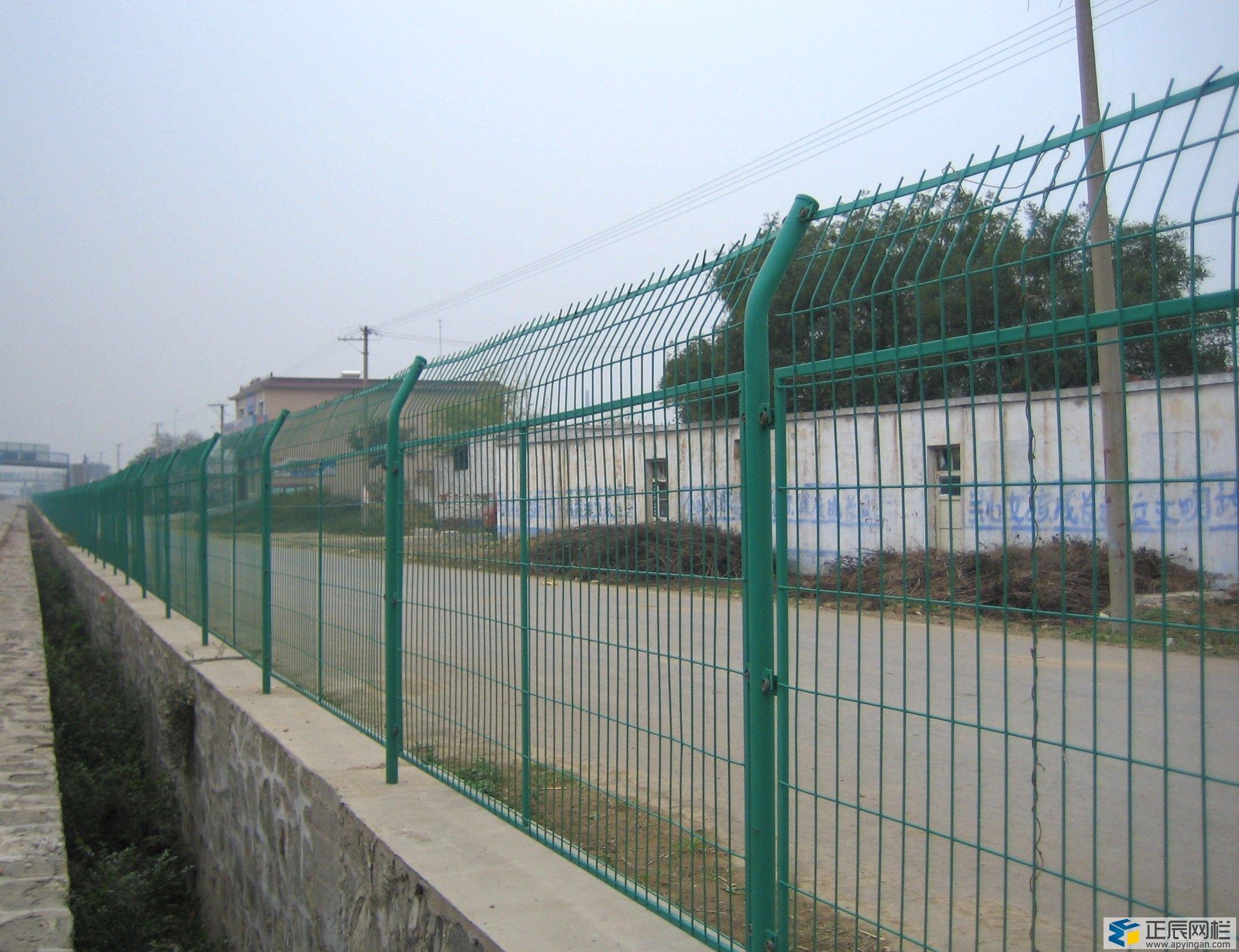 公路护栏网的表面处理方法