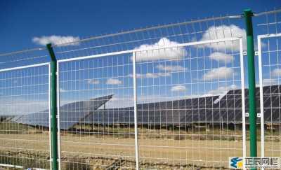 光伏电厂围栏网施工方案